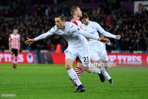 Sigurdsson believes game management was key to Swansea's success against Saints