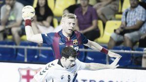 El Barcelona comienza la ASOBAL arrasando