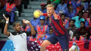 El 6:0 catapulta al Barça a las semifinales de la Super Globe