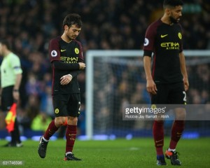 Everton 4-0 Manchester City: Citizens player ratings from a hammering