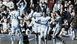 Manchester City 3-0 West Brom: Controversial sending-off ensures crucial City win