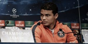 "Thiago Silva: ""Va a ser un partido muy difícil para nosotros"""