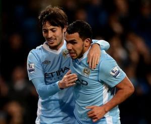 City gain new hope after United's loss and their own victory over West Brom