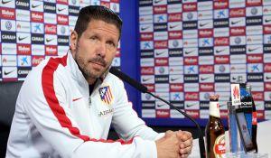 """Simeone: """"Volvemos a jugar rápidamente y eso es bueno para nuestro objetivo"""""""