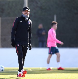 """Simeone prima della Roma: """"Torres sarà titolare, stiamo vicini a Griezmann"""""""