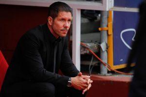 """Simeone: """"Hemos hecho un temporadón"""""""