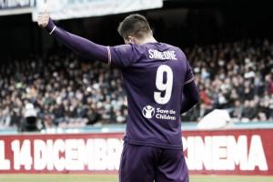 """Fiorentina, Simeone dà i voti: """"Andata positiva, vogliamo battere l'Inter"""""""