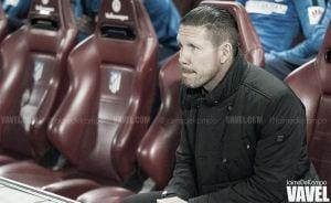 """Simeone, un """"buen punto"""" y la 'Liga' de tres"""
