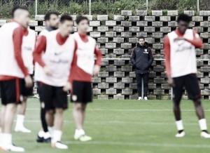 """Simeone: """"No dependemos de nadie, solo de nosotros mismos"""""""
