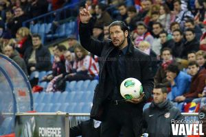 Simeone reinventa, por enésima vez, al Atlético de Madrid