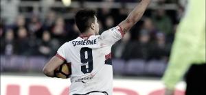 Genoa - Vittoria contro il Cesena, ma Simeone e Laxalt sono sempre più distanti dalla permanenza