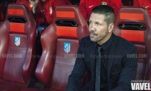 """Simeone: """"Nos guiamos por las características de nuestros futbolistas"""""""