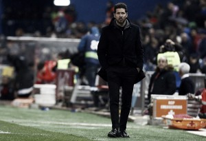 """Simeone: """"El empate fue justo, nos faltó contundencia"""""""