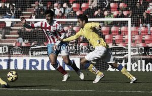 Lugo - Las Palmas: puntuaciones de Las Palmas, jornada 24 de Liga Adelante