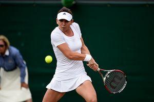 Victorias de Halep y Wozniacki en Wimbledon