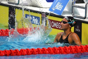 Universiadi Taipei 2017 - Nuoto, Quadarella primo tempo nei 1500