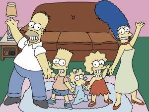 El maratón más largo de 'Los Simpson'