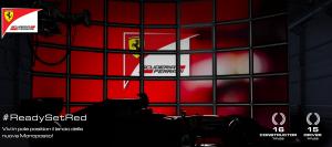 Termina la cuenta atrás #ReadySetRed de Ferrari