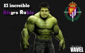 El increíble Álvaro Rubio
