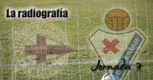 Radiografía del Eibar - Deportivo de la Coruña