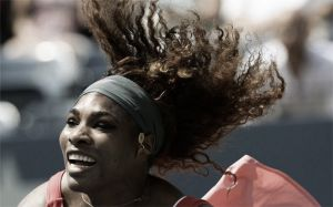 Serena Williams se pasea en Nueva York