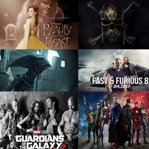 Los 10 estrenos más esperados de 2017