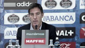 "Eduardo Berizzo: ""Nos hemos sacado un gran peso de encima"""