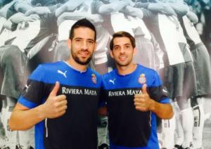 Kiko Casilla y Victor Sánchez renuevan hasta 2018