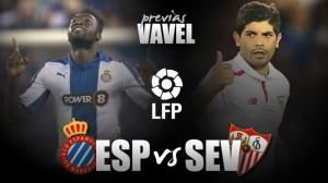 Previa RCD Espanyol - Sevilla FC: cuestión de honor