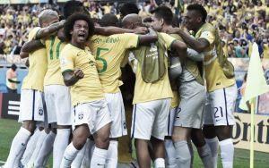 Madridistas en el Mundial: Brasil sufre para pasar a cuartos