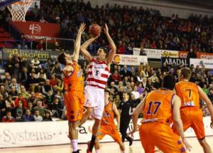 Resultado La Bruixa d'Or - Valencia Basket (64-76)