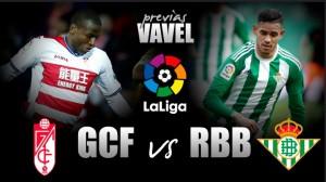 Granada CF – Real Betis Balompié: la Liga espera por el Granada