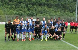 Puntuaciones Sel. Vall d'Aran 0-14 Espanyol
