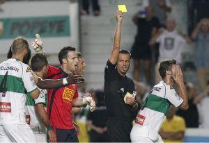 Elche - Real Madrid: puntuaciones del Elche, jornada 6