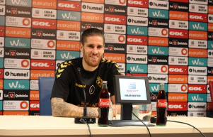 """Albentosa: """"Es una ilusión para mi jugar contra el Valencia"""""""