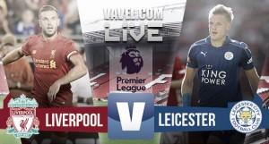 El Liverpool arrolla a un Leicester sin ideas