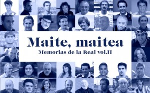 En marcha el segundo volumen de 'Maite, maitea - Memorias de la Real'