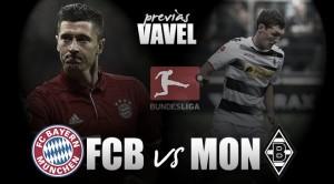 Previa Bayern de Múnich - Borussia Mönchengladbach: duelo de históricos alemanes