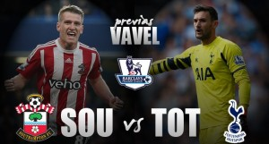 Southampton - Tottenham Hotspur: toca volver a la senda de la victoria