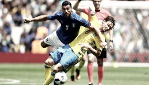 Duelos históricos entre Italia y Suecia