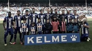 Tres ausencias obligadas en el Deportivo Alavés