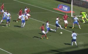 Resumen Roma 3-2 Pescara en Serie A 2016
