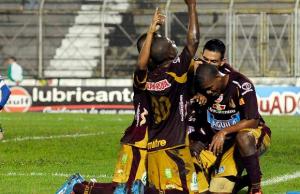 Tolima le ganó sin problemas a las Águilas Pereira