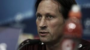 """Roger Schmidt: """"El CSKA es un equipo muy seguro defensivamente"""""""