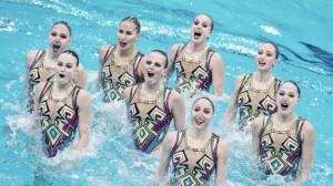 Rusia se estrena en el medallero del Europeo de Natación