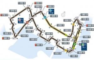F1, Gran Premio di Singapore - La chiave tecnica