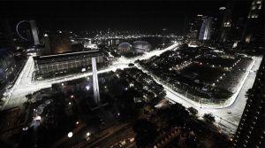 En route pour le Grand Prix de Singapour