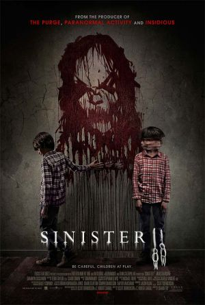 Tráiler de 'Sinister 2'
