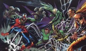 'The Amazing Spiderman 3' y 'Los Seis Siniestros' ya tienen fecha de estreno oficial