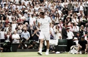 Andy Murray derrota Bublik e estreia com vitória em Wimbledon